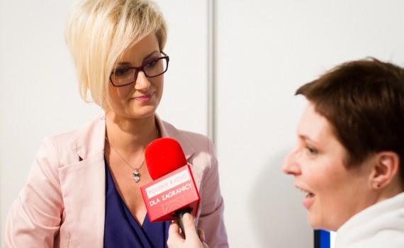 Wywiad dla Polskiego Radia