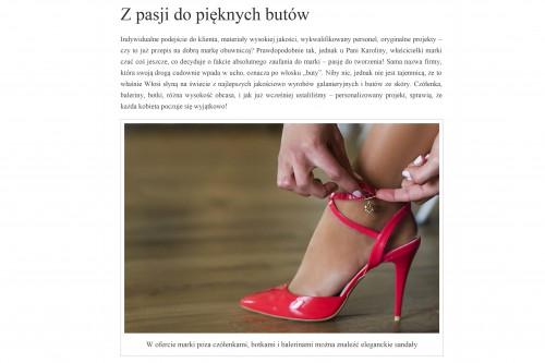 Polskie marki butów: Stivali - Wszystko o butach